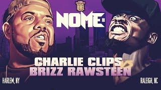CHARLIE CLIPS VS BRIZZ RAWSTEEN SMACK/ URL RAP BATTLE | URLTV