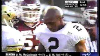Mississippi State running back J.J. Johnson punishing run