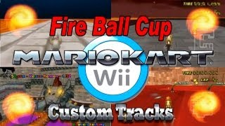 Mario Kart Wii Custom Track Grand Prix Revolution - Let