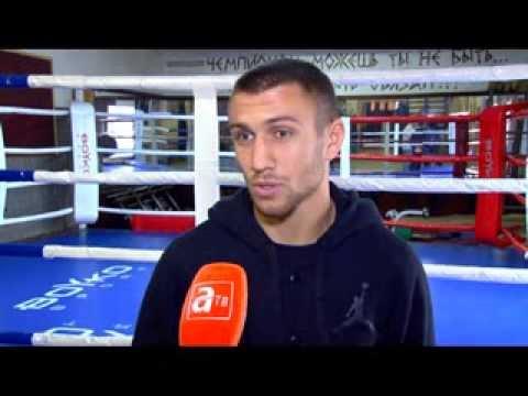 Ломаченко вернулся из США. Эксклюзивное интервью телекомпании АТВ (Одесса)