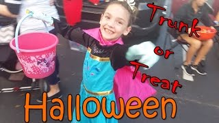 Halloween Trick or Treat Trunk or Treat
