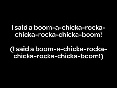 Boom Chicka Boom video