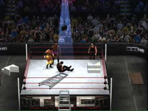 Prime Time Players Vs The Shield (TLC Match) (WWE 2k14) (Xbox 360)