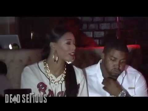 LiL Scrappy & Bambi Love & Hip Hop Atl Talk Sex Tape on Dead Serious Tv