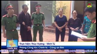 Công an Hưng Yên bắt giữ nhà sư nghiện ma tuý, mang chuông chùa đi bán