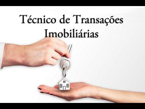 Curso Técnico em Transações Imobiliarias