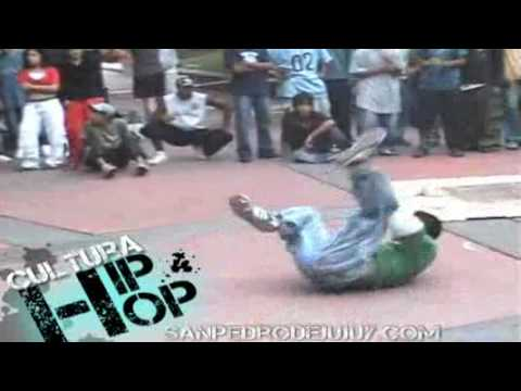 Cultura Hip Hop - San Pedro de Jujuy - Video 2