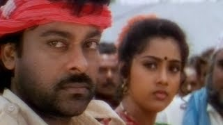 My Boss - Big Boss Malayalam Movie Scenes - CM agreeing to Chiranjeevi demands - Meena, Roja