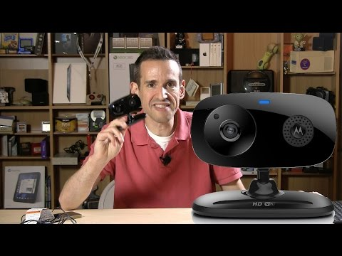 Motorola Focus66 Wi-Fi Home Surveillance Security Camera Review - Compared to DLink and Belkin