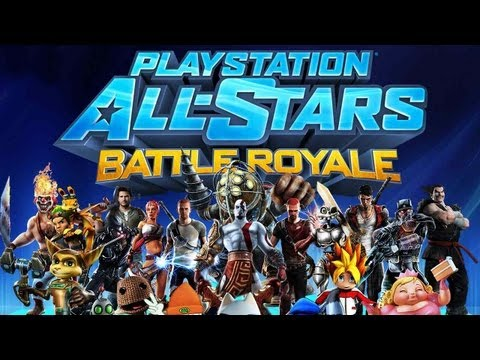 Playstation All-Stars Battle Royale Beta   First Hour Game Review