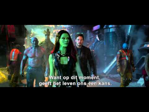 Guardians of the Galaxy - Official Extended Clip
