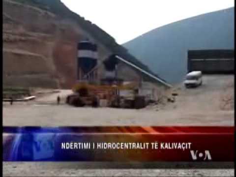 Hidrocentrali i Kalivacit