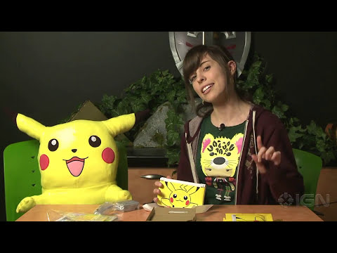 IGN Unboxes the Pikachu Edition 3DS XL
