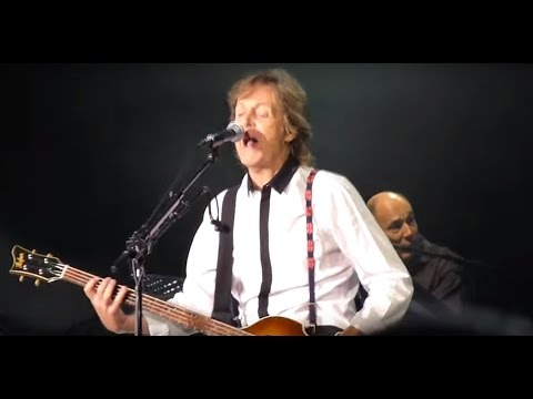 Paul McCartney LONG TALL SALLY Live @ Farewell to Candlestick Park San Francisco 8/14/2014