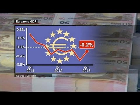 Eurozone GDP decline slows, retail sales still weak - economy