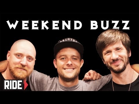 Chris Cole, Ryan Bobier & Chad Foreman: Shit & Cold War! Weekend Buzz ep. 76 pt. 2