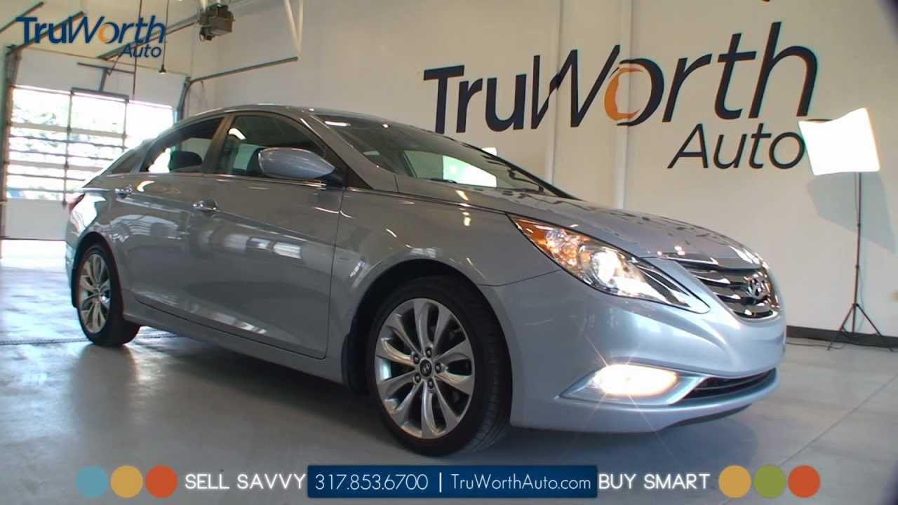 2011 hyundai sonata clean carfax usb inputs truworth. Black Bedroom Furniture Sets. Home Design Ideas