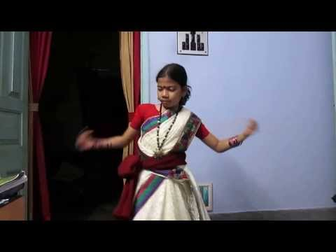 Mali Baha Mone - Santali Dance Performance By Suprity video