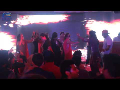 Manj Musik Raftaar Nindy Kaur Performing Live Private event...
