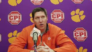 Brad Brownell previews Virginia