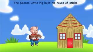 Three Little Pigs Blues