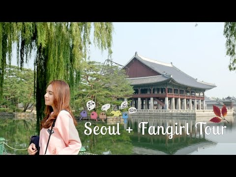 Travel Vlog: A Week in Seoul + Fangirl Tour