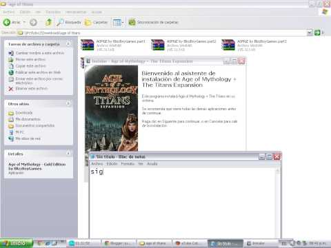 como descargar age of mythology 2013
