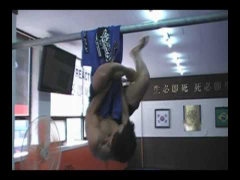 Cobrinha BJJ Conditioning.wmv Image 1