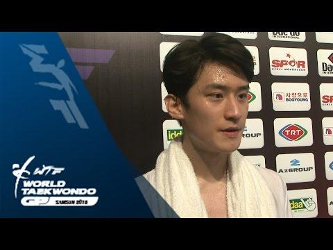 [WTF INTERVIEW] 3rd | LEE, DAE-HOON (KOR, Male -68kg)