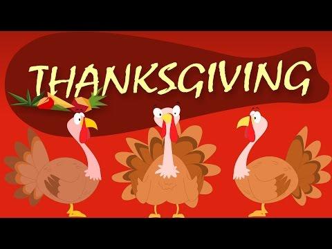 Gobble Gobble |turkey Song | Thanksgiving Song | video