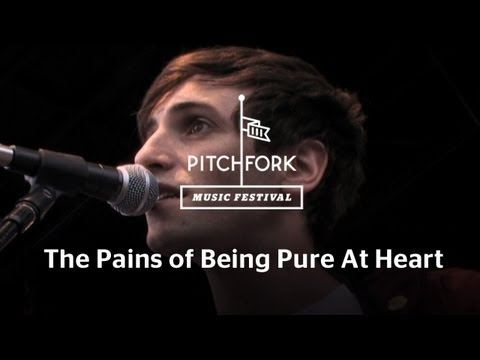 The Pains Of Being Pure At Heart - Young Adult Friction - Pitchfork Music Festival 2009