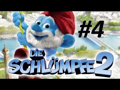 Let's Play Die Schlümpfe 2 German Part 4 - [Full-HD][The Smurfs 2 Walkthrough][Deutsch]