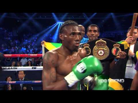 HBO Boxing News: Nicholas Walters