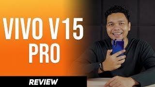 Vivo V15 Pro : Peranti Tanpa Bezel dengan Kamera Selfie Pop-up