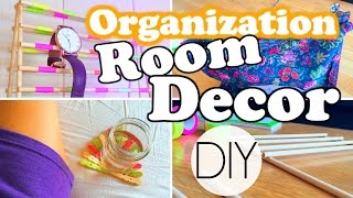 Affordable & Simple DIY Room Organization