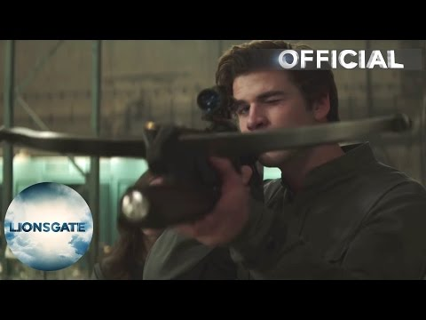 "The Hunger Games: Mockingjay Trailer – ""The Mockingjay Lives"" (UK)"