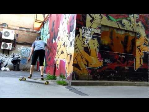 Northern Dancer - A Longboard Dancing Film
