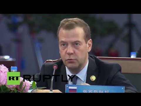 China: Li Keqiang and Medvedev discuss Eurasian security