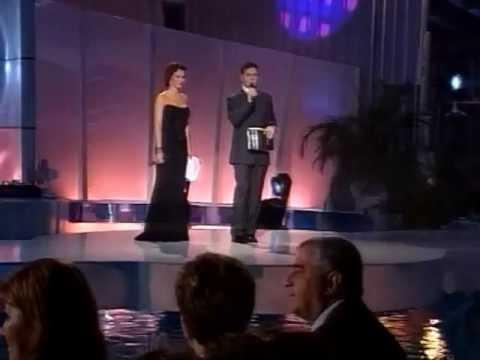 Saša Hršum - Miss BiH je najgledaniji spektakl @ Miss BiH 2003