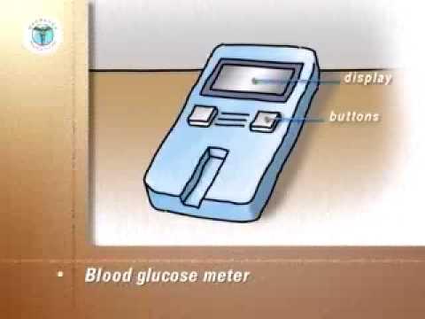 PostCare™ Diabetes Center: Monitoring Your Blood Sugar