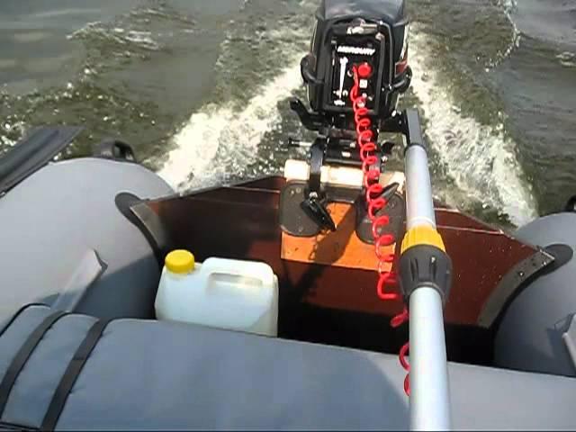 киль для лодки флинк 290