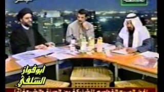 الشيخ عثمان الخميس يلجم معمم شيعي