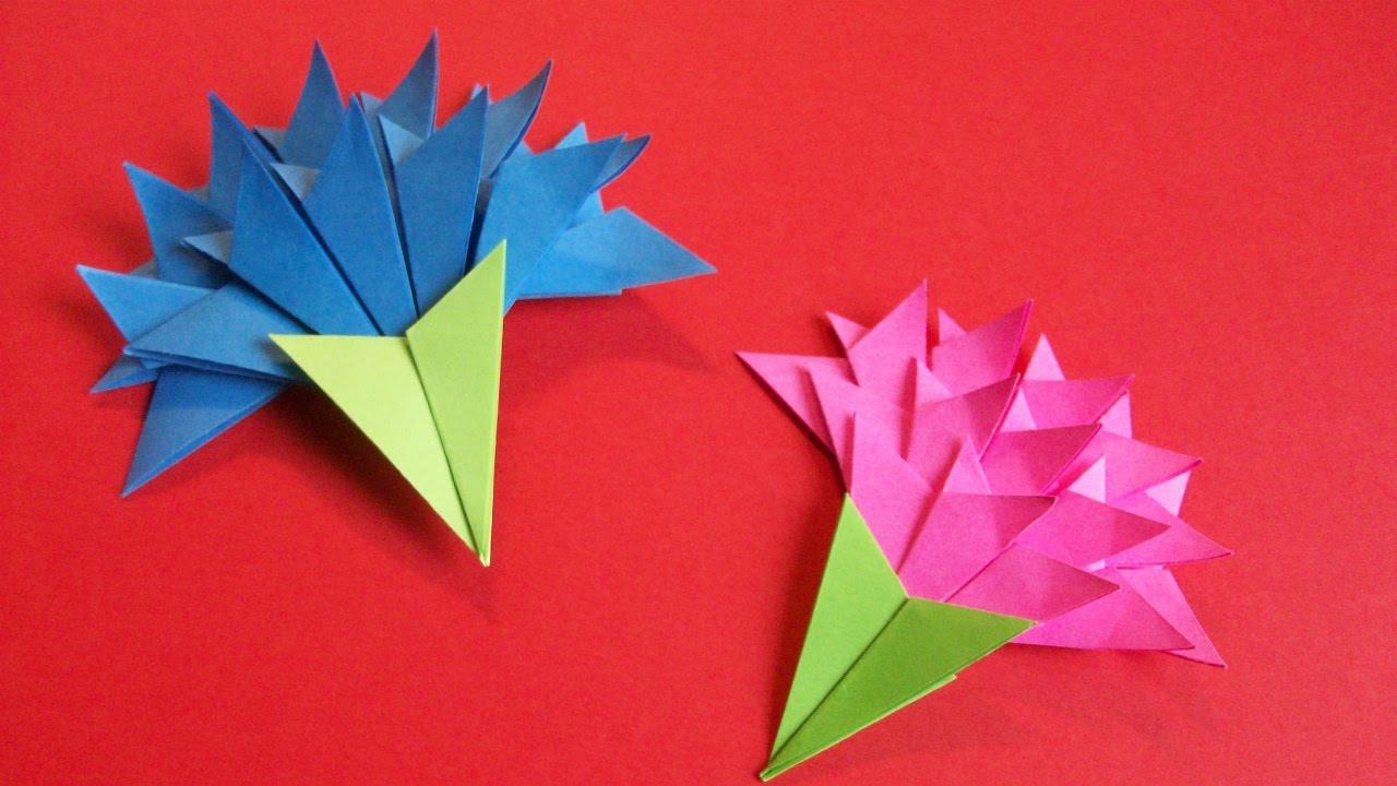 Поделки оригами своими рукам 844