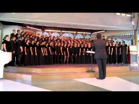 Around the World with Disney-Ayala H.S. Choirs