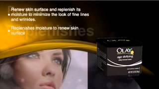 Health Market: OLAY AGE DEFYING DAILY RENEWAL CREAM