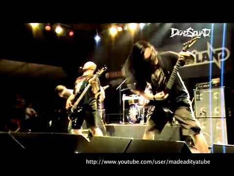 Deadsquad   Manufaktur Replika Baptis Java Rockin Land 2010 video