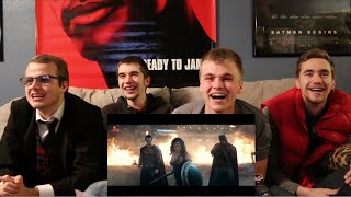 NEW Batman vs Superman Trailer 2 REACTION!!!