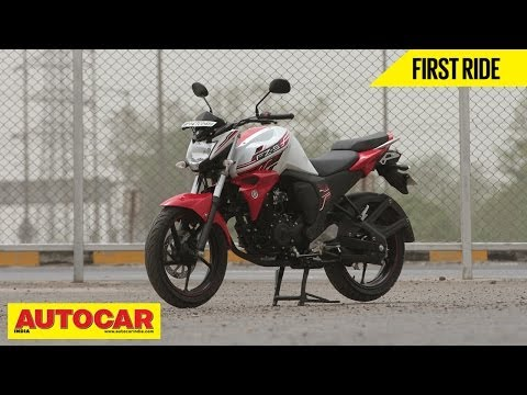 Yamaha FZ-S V2.0 | First Ride | Autocar India