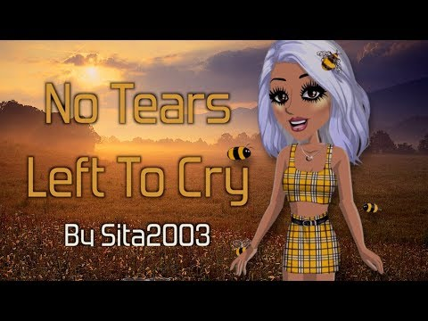 No Tears Left To Cry -  MSP! By Sita2003