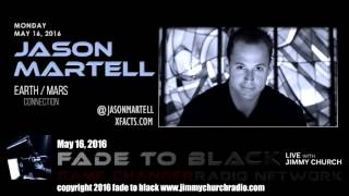 Ep. 455 FADE to BLACK Jimmy Church w/ Jason Martell: Ancient Aliens LIVE